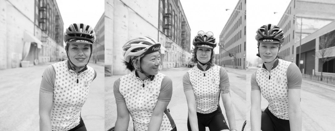 Women Road Cyclists